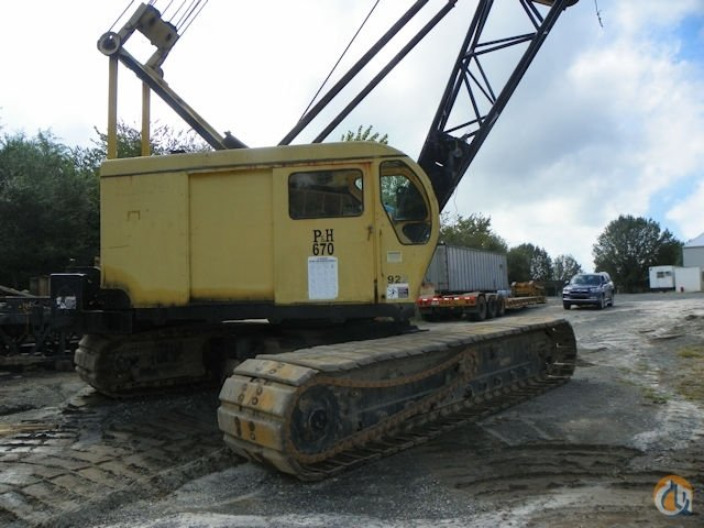 1983 P  H 670WLC Crane for Sale on CraneNetwork.com