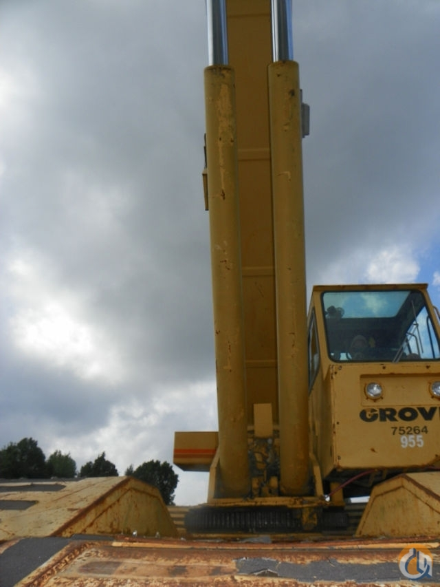 1991 Grove RT745 Crane for Sale on CraneNetwork.com