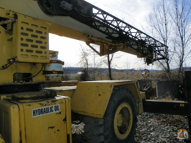 1986 Grove RT525C Crane for Sale on CraneNetworkcom