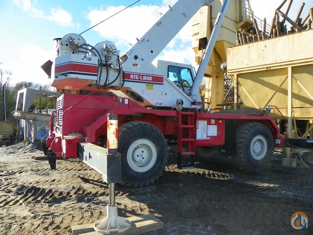 2000 Link Belt RTC-8040 SII Crane for Sale on CraneNetwork.com