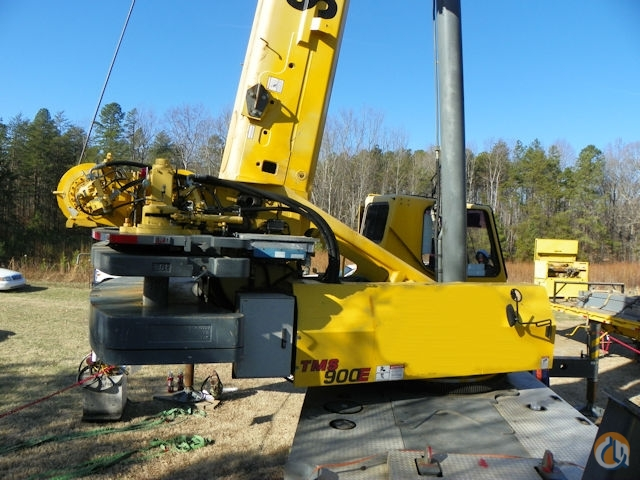 2007 Grove TMS900E Crane for Sale on CraneNetworkcom