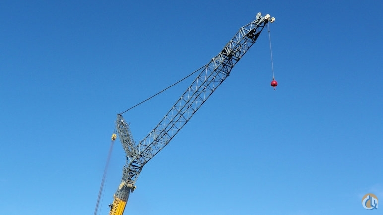 2002 Grove GMK7550 Crane for Sale on CraneNetwork.com