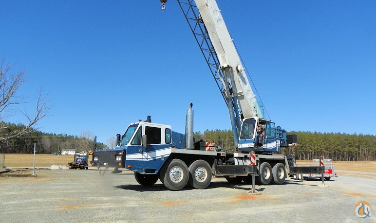 1999 Link Belt HTC8660 Crane for Sale on CraneNetwork.com