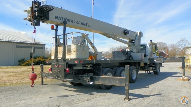 2012 National 14127H Crane for Sale on CraneNetwork.com