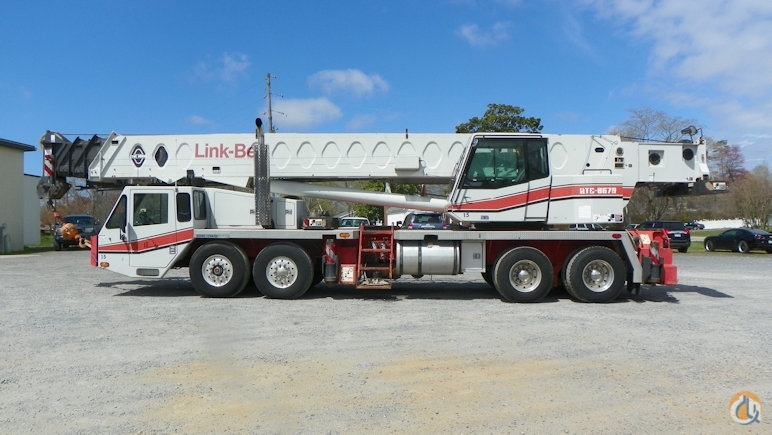 1997 Link Belt HTC-8670 Crane for Sale on CraneNetwork.com