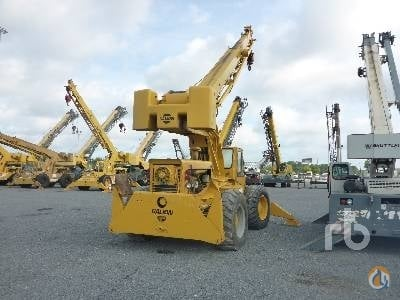 1993 GALION 150FA Crane for Sale in Humble Texas on CraneNetworkcom