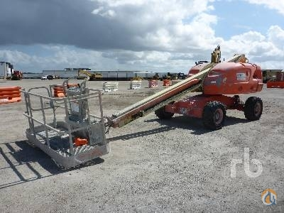 2005 JLG 400S Crane for Sale in Davenport Florida on CraneNetwork.com