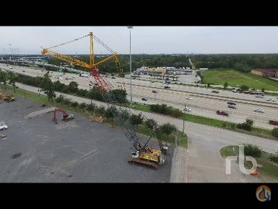 1998 LIEBHERR LR1250 Crane for Sale in Humble Texas on CraneNetwork.com