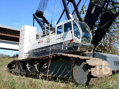 2011 TEREX HC275 Crane for Sale in Des Moines Iowa on CraneNetwork.com