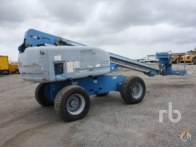 2006 GENIE S60 Crane for Sale in Davenport Florida on CraneNetwork.com