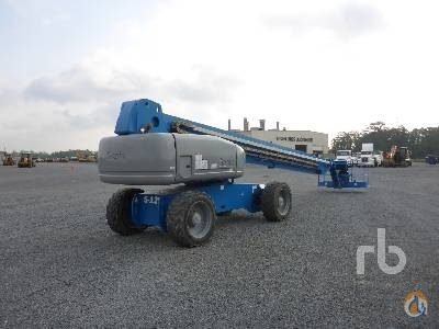 2014 GENIE S125 Crane for Sale in Humble Texas on CraneNetwork.com