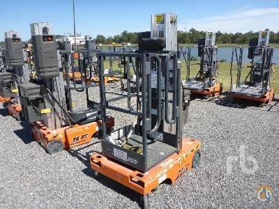 2007 JLG 12SP Crane for Sale in Humble Texas on CraneNetwork.com