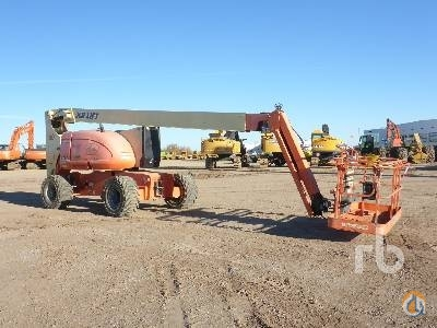 2006 JLG 800AJ Crane for Sale in Nisku Alberta on CraneNetwork.com