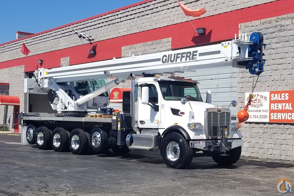 2019 MANITEX 50155SHL Crane for Sale in Milwaukee Wisconsin on CraneNetwork.com