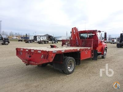 2014 INTERNATIONAL TERRASTAR Crane for Sale in Nisku Alberta on CraneNetwork.com