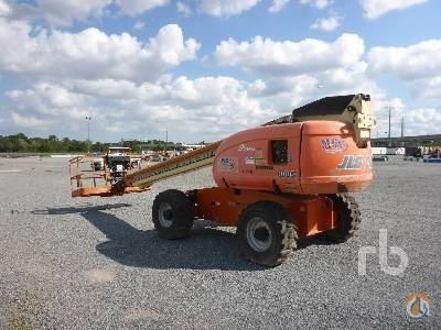 2007 JLG 600S Crane for Sale in Humble Texas on CraneNetwork.com
