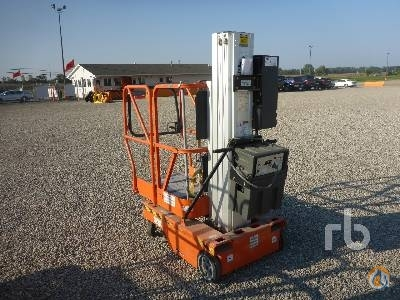 2001 JLG 12SP Crane for Sale in South Vienna Ohio on CraneNetwork.com