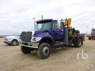 2006 INTERNATIONAL 7300 Crane for Sale in Nisku Alberta on CraneNetwork.com