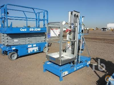 2008 GENIE IWP25SDC Crane for Sale in Phoenix Arizona on CraneNetwork.com