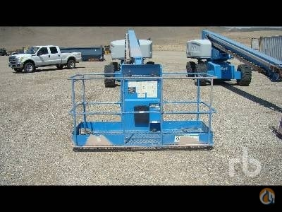 2012 GENIE S85 Crane for Sale in Nellis Air Force Base Nevada on CraneNetwork.com