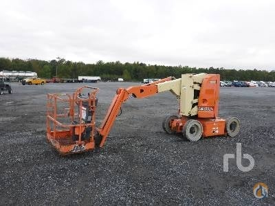 2008 JLG E300AJ Crane for Sale in North East Maryland on CraneNetwork.com