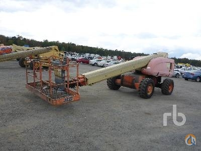 1997 JLG 600S Crane for Sale in North East Maryland on CraneNetwork.com