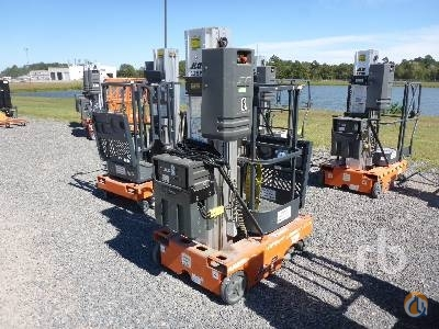 2008 JLG 12SP Crane for Sale in Humble Texas on CraneNetwork.com