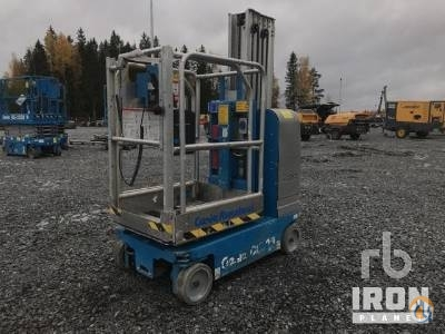 2007 GENIE GR20 Crane for Sale on CraneNetwork.com