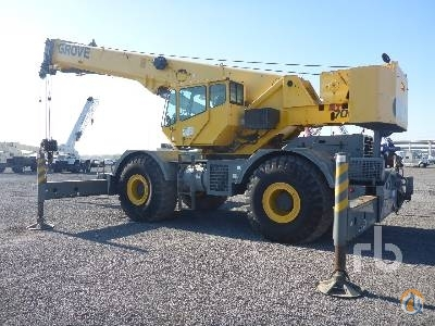 GROVE RT760 Crane for Sale in Humble Texas on CraneNetwork.com