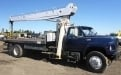 1989 National 556B 12.5 Ton Boom Truck Crane CBJ138 Crane for Sale on CraneNetwork.com