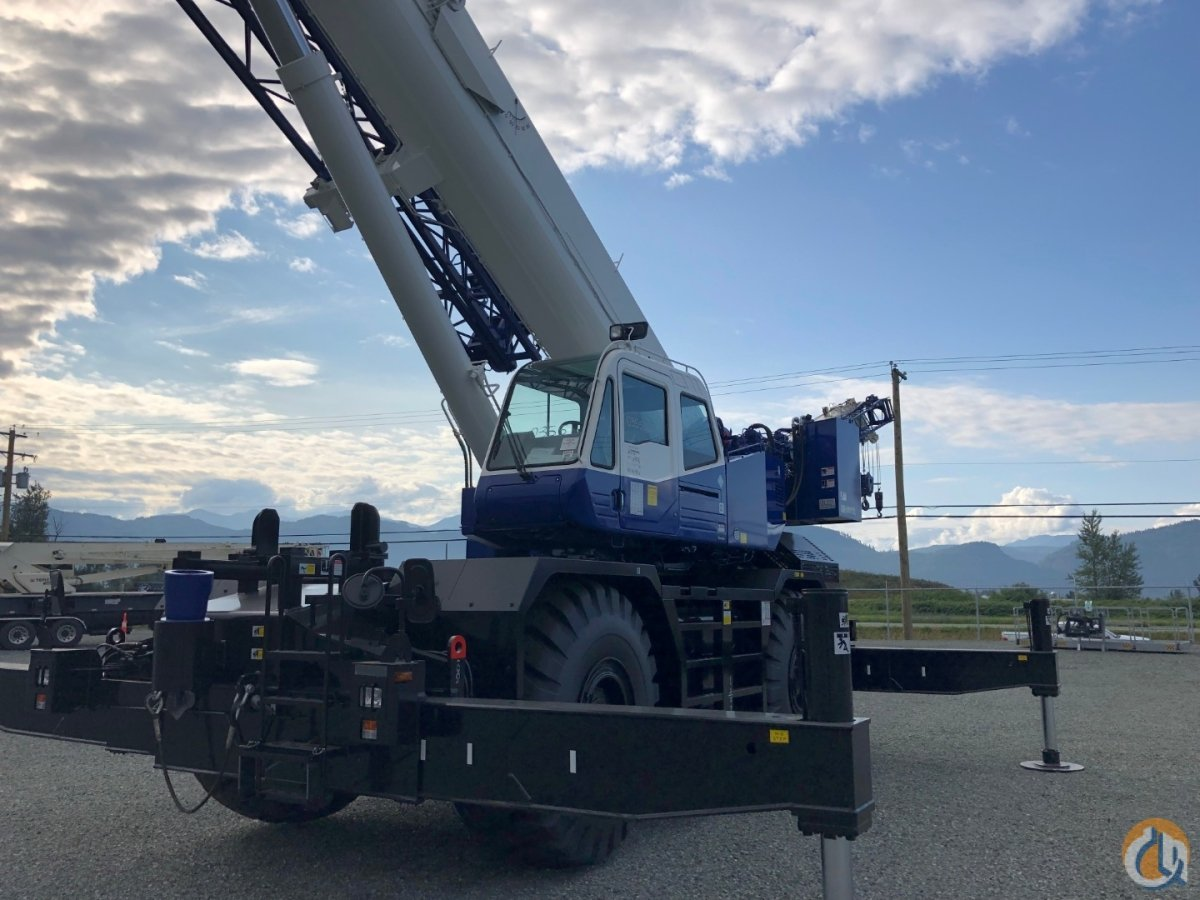 2020 TADANO GR1000XL Crane for Sale or Rent in Nisku Alberta on CraneNetwork.com