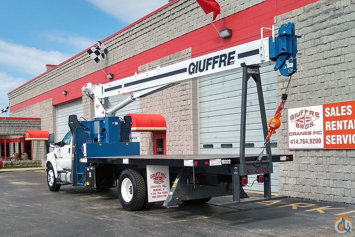 Sold NEW MANITEX 1970C Crane for  in Milwaukee Wisconsin on CraneNetwork.com