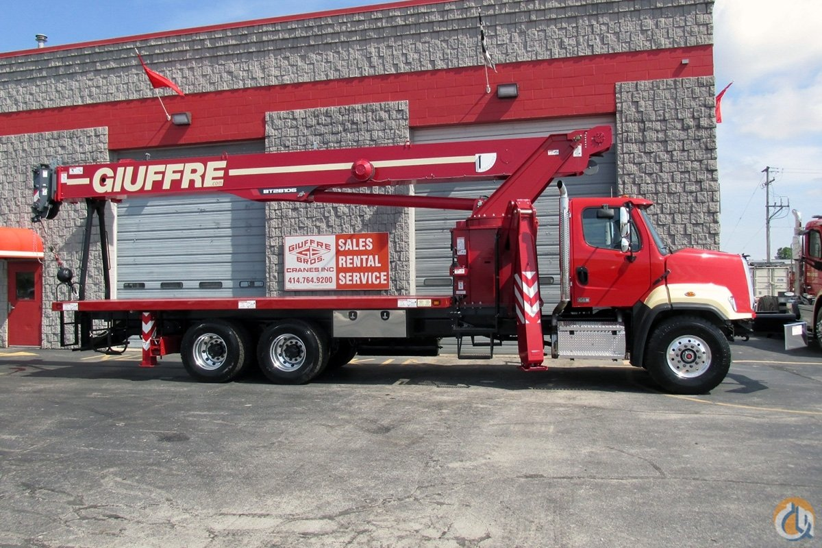 NEW TEREX BT28106 AT GIUFFRE BROS Crane for Sale in Milwaukee Wisconsin on CraneNetwork.com