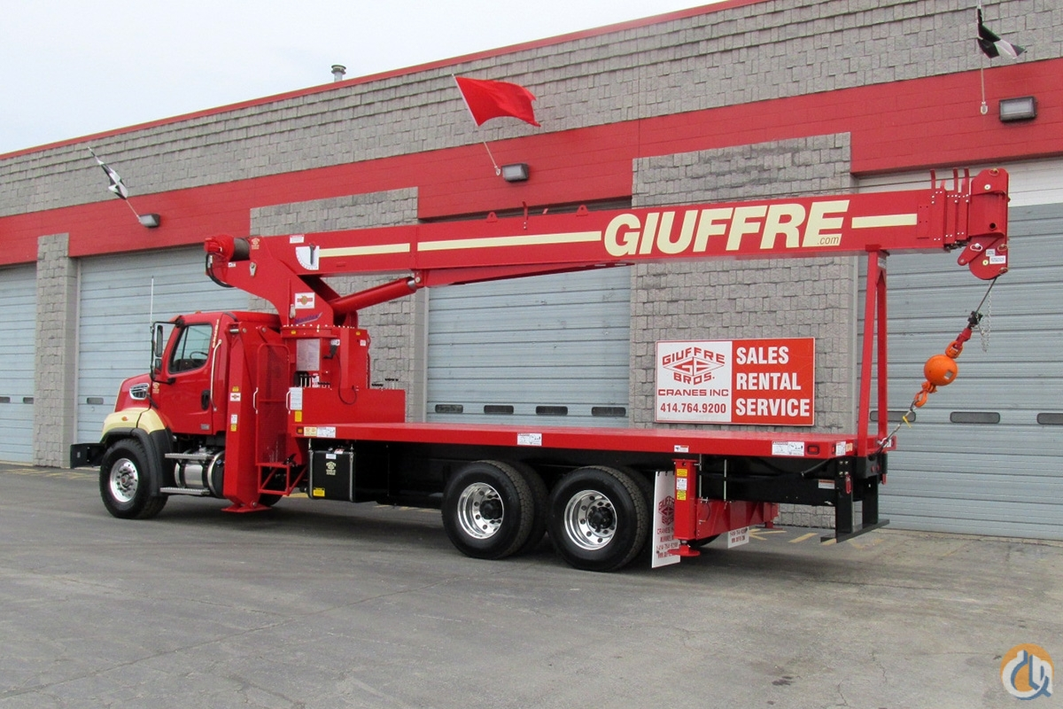 MANITEX 30102C AVAILABLE AT GIUFFRE BROS Crane for Sale in Milwaukee Wisconsin on CraneNetwork.com