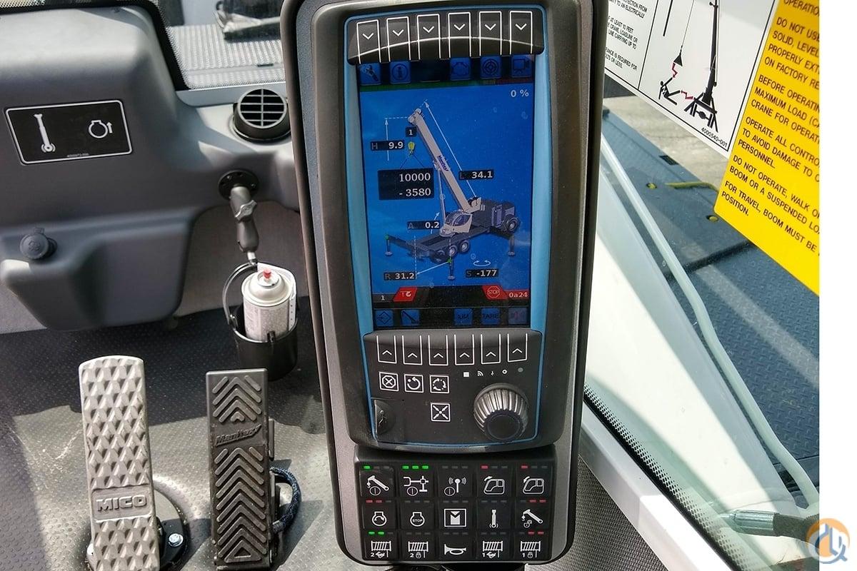 NEW MANITEX 40124SHL Crane for Sale in Milwaukee Wisconsin