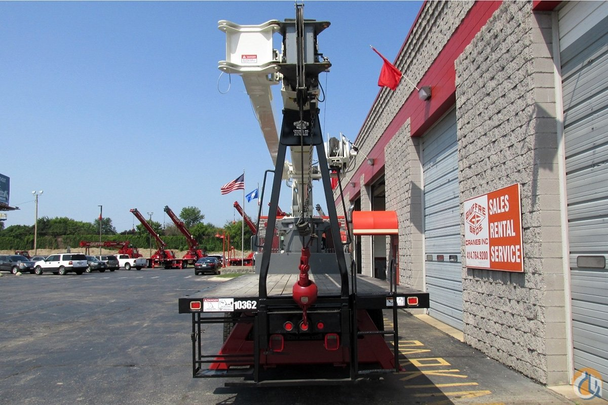 USED TEREX BT3670 AT GIUFFRE BROS Crane for Sale in Milwaukee Wisconsin on CraneNetwork.com