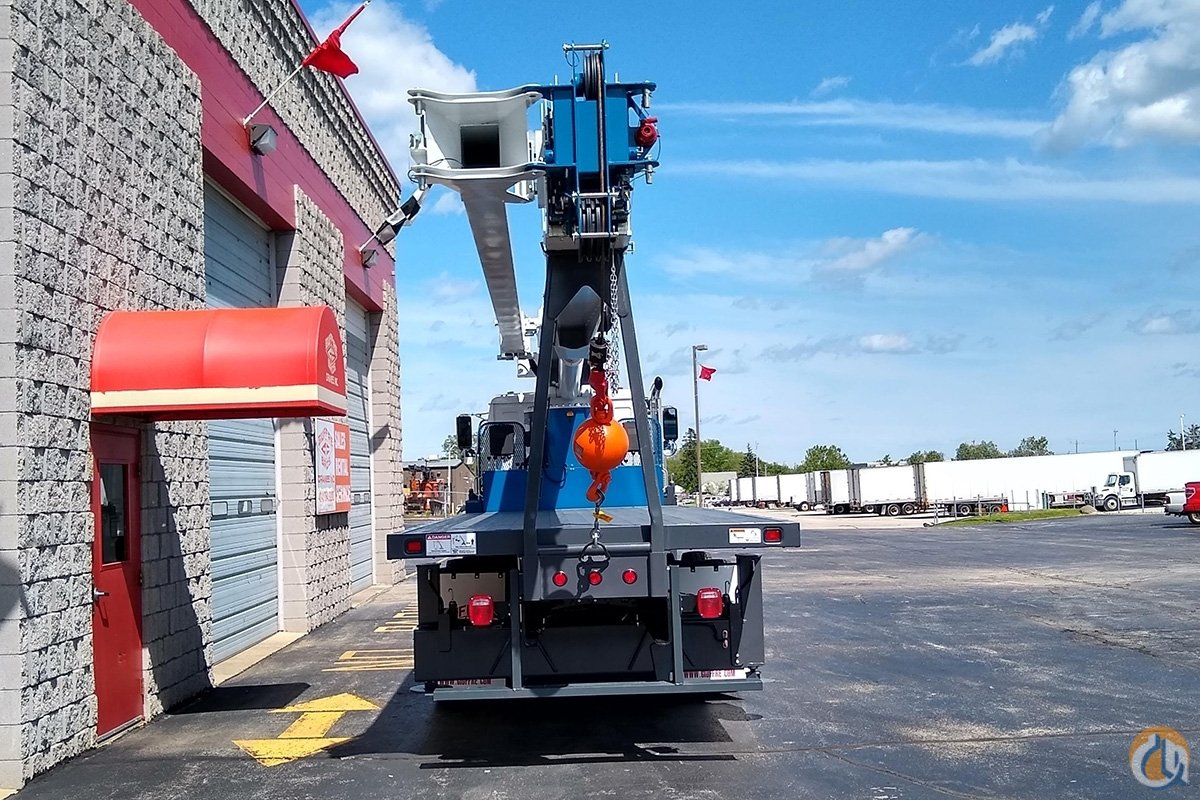 NEW MANITEX 35124C Crane for Sale in Milwaukee Wisconsin on CraneNetwork.com