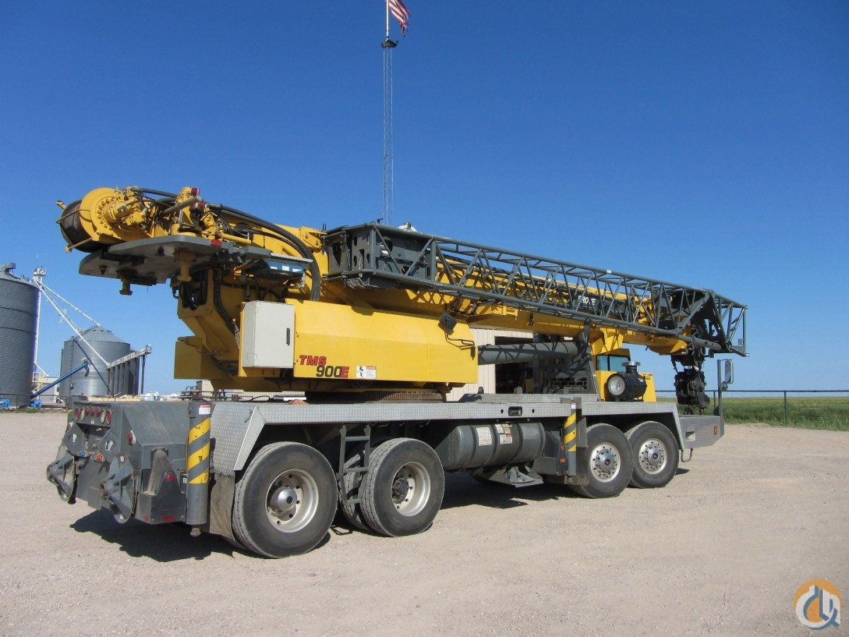 2005 GROVE TMS900E BOOM DOLLY AVAILABLE Crane for Sale on CraneNetworkcom