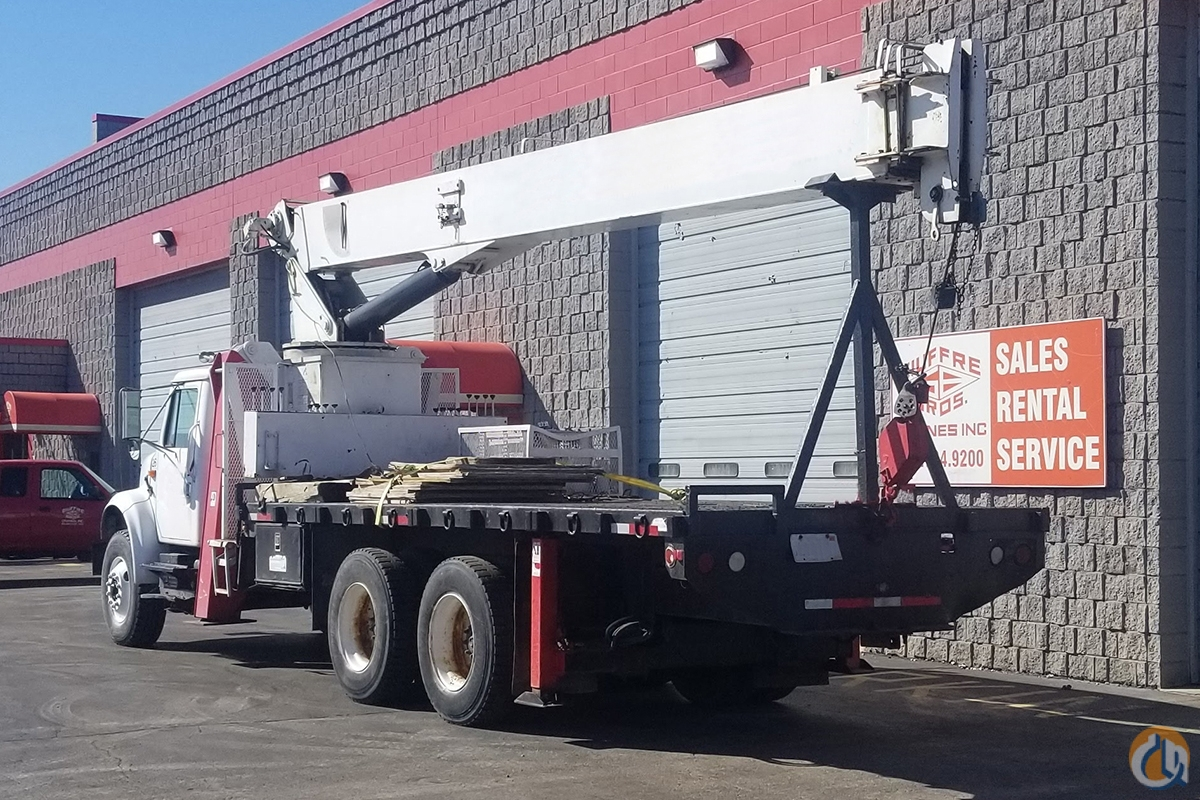 USED NATIONAL 990A Crane for Sale on CraneNetwork.com