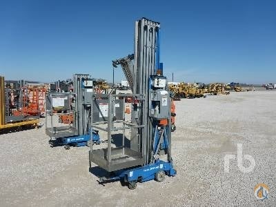GENIE AWP-40S Crane for Sale in Morris Illinois on CraneNetwork.com