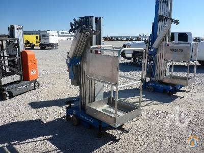 2005 GENIE AWP-30S Crane for Sale in Morris Illinois on CraneNetwork.com