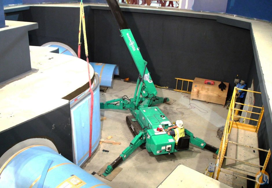 Maeda MC305C Crane for Sale or Rent in Houston Texas on CraneNetworkcom