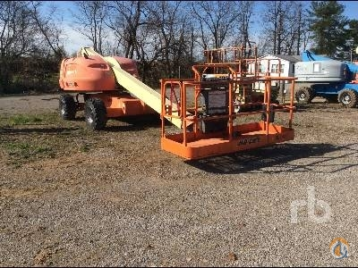 2008 JLG 400S Crane for Sale in Mount Sterling Kentucky on CraneNetwork.com
