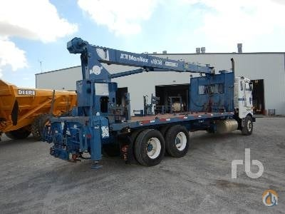 Sold 1999 PETERBILT 362 Crane for in Lake Worth Texas on