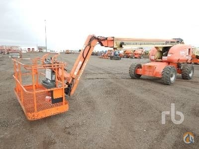 Sold 2008 JLG 660SJ Crane for  in Caledon Ontario on CraneNetwork.com