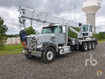 Sold 2012 FREIGHTLINER SD122 Crane for  in Lake Worth Texas on CraneNetwork.com