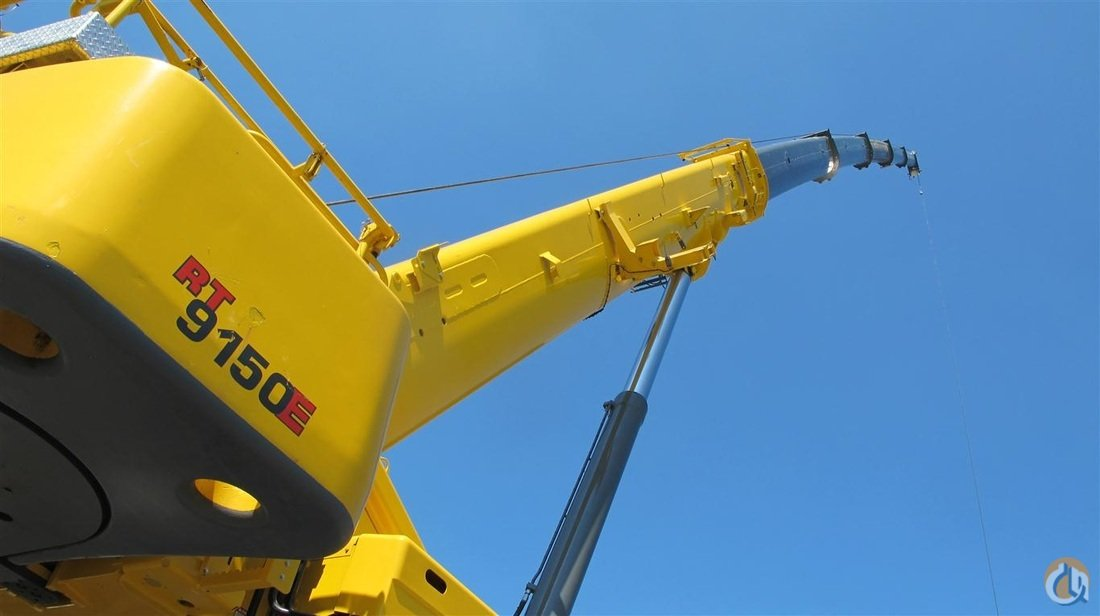 2012 Grove RT9150E Crane for Sale or Rent in New Holland Pennsylvania on CraneNetworkcom