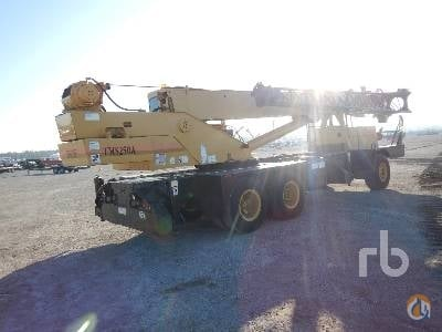 Sold 1980 GROVE TMS250A Crane for  in Davenport Florida on CraneNetwork.com