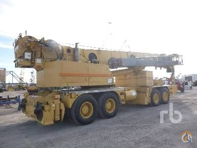 Sold 1994 GROVE TM9120 Crane for  in Davenport Florida on CraneNetwork.com