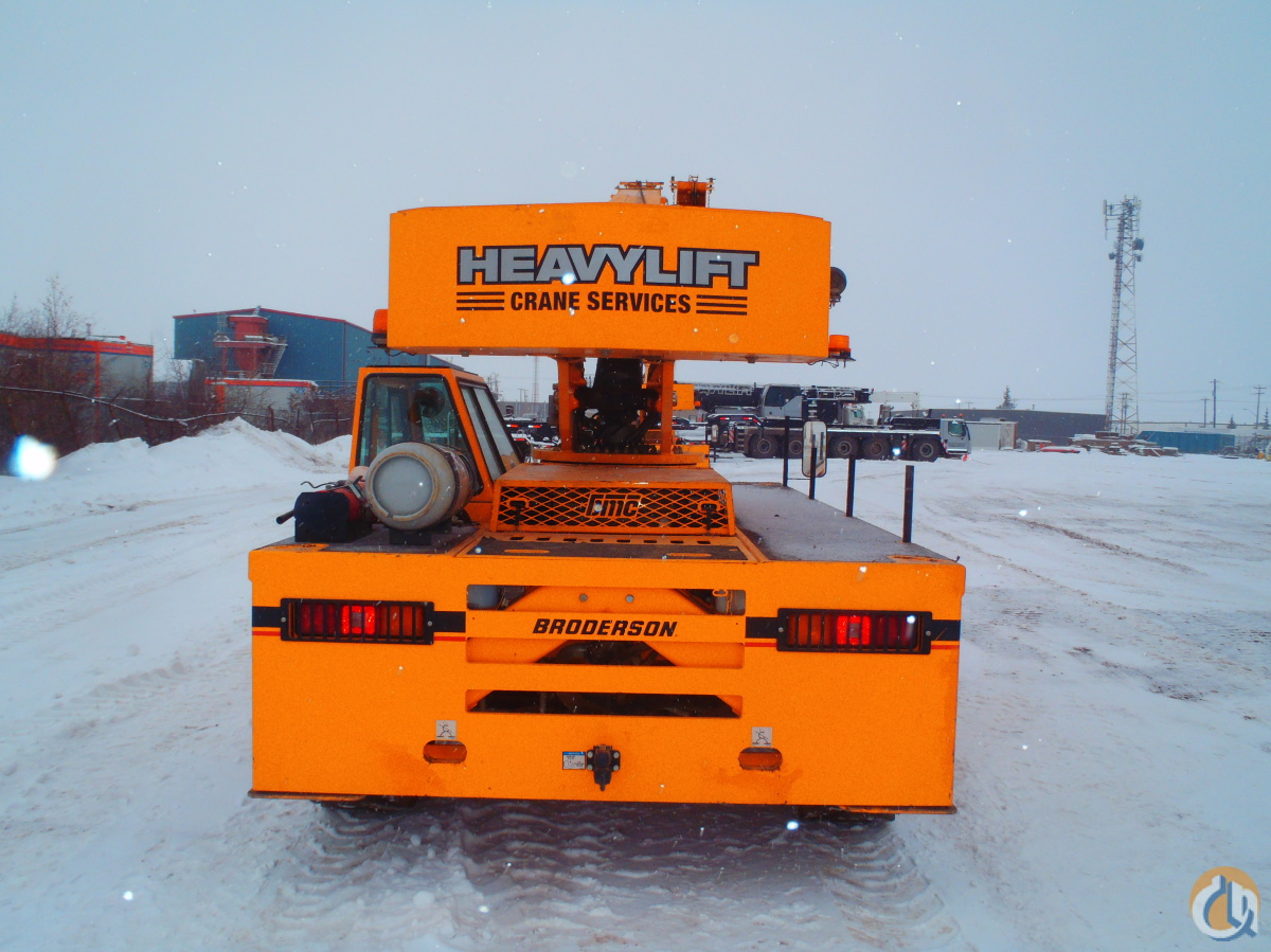 Sold 2013 Broderson IC-200-3H Crane for  in Nisku Alberta on CraneNetwork.com